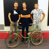 Rozhovor o cyklojazde k Ciernemu moru 17.8.2016