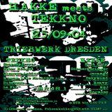 Human Like Machines - @ Hakke meets Tekkno - Triebwerk Dresden - 09.2004