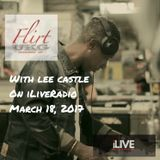 FlirtUKG_iLiveradio Show 03_18_2017 Hosted By Lee Castle. 'Moments In Garage' Q&A W/ DJ Fen