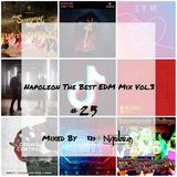 "#25""Napoleon The Best EDM Mix Vol.3"""