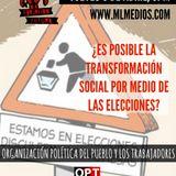Forjando Futuro - ¿Son las elecciones un medio de transformación social?