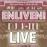 DJ K-Tel Live at Enliven NYE 2014 Salt Spring Island
