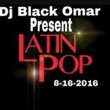 Mix By Blacko Latin Pop 8-16-2018