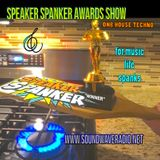 Speaker SPANKER AWARDS SHOW 2015 soundwaveradio.net