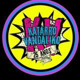 Revolution Board - Programa #11: Entrevista con Katarro Vandaliko (23/07/2017)