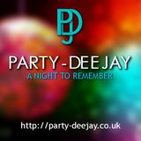 Finally Friday - Funk, Soul and Disco Party Mix - Party-DeeJay