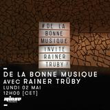 De La Bonne Musique Invite Rainer Trüby - 02 Mai 2016