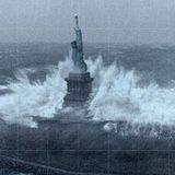 Wet and wild Hurricane Sandy mix