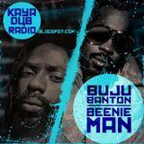 KAYA DUB RADIO N° 146 (BEENIE MAN vs BUJU BANTON)