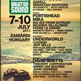 Josh Wink (Ovum Records) @ Balaton Sound Festival 2011 - Hungary (10.07.2011)