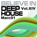 Deep House Session Part XIV/ Marc01