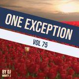 Liquid DnB Mix - Vol 75 - One Exception