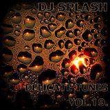 Dj Splash (Lynx Sharp) - Delicate tunes vol.19 2015
