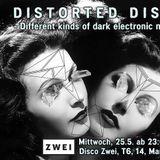 """Excerpt """"Distorted Disco"""" @ Disco Zwei Mannheim 25.05.16"""