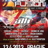 A.S.Y.S. - Live @ TranceFusion 2013, Prague, Czech Republic (13.04.2013)
