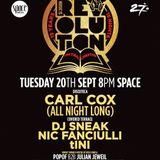 Carl Cox - Live @ Music Is Revolution CLOSING PARTY (Space, Ibiza) 20.09.2016 Part 3