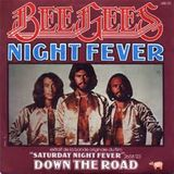BEE GEES JIVE TALKIN WITH MORE THAN A WOMAN STAYING ALIVE IN THAT NIGHT FEVER