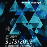 Sven Väth - Live @ Maimarkthalle Mannheim Time Warp (Germany) 2012.03.31.