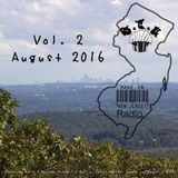 Made In New Jersey Radio Vol. 2 - August 2016