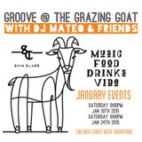 Groove @ The Grazing Goat [Spin Class]
