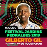 After Party - Pedralbes 2019 - Bcn & Roosticman - ギルベルトギル