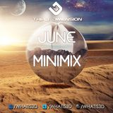 Third Dimension - June MiniMix