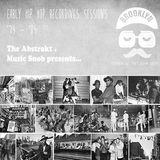 1982 - World Famous Supreme Team @ Anniversary Radio Show WHBI 105.9FM New York