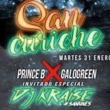 #SANCURICHE SET - DJ KRAISE 2017