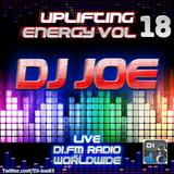 DJ Joe - Uplifting Energy Vol 18 (DI.FM Radio)