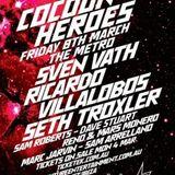 Sven Väth @ Cocoon Heroes - Metro Theatre Sydney (08-03-2013)