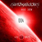 Sundaylicious Radio Show 004 - Lesley Moore