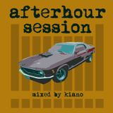 Afterhour Sessions September 2015 / Kiano