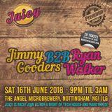 Jimmy Gooders B2B Ryan Walker @ Juicy 'Hello Summer' (16-06-18)