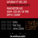 James Zabiela - live at The Warehouse Project in Manchester, UK (2011.12.17.)