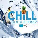 Penguin + Pineapple = Chill DJ Alex Gutierrez
