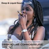 Deep House Connoisseurs - Volume V