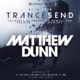 Matthew Dunn live @ TRANCESEND 1-19-2018
