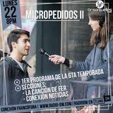 Conexión Francófona - 22-01-2018 - Micropedidos II - Primer programa de la 6ta temporada