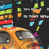 Dj TONY MIXpm - 70's  80's  2