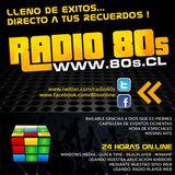 Bailable Gracias a Dios Que es Viernes - Radio 80s.cl - Parte 1