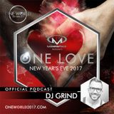 "December 2016 Mix | Masterbeat NYE ""One Love"" Official Promo Podcast"