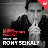 WEEK43_16 Guest Mix - Rony Seikaly (USA)