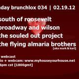 South Of Roosevelt - Sunday Brunchlox 034