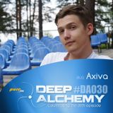 Axiva - Deep Alchemy 030 Marathon on Pure.fm