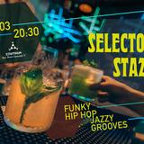 @SputnikCoctailBar&SelectorStazz prez. FunkyHipHop&JazzyGrooves Night pt.2
