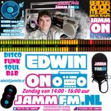 "10-3-2019 "" EDWIN ON "" The JAMM ON Sunday met Edwin van Brakel op Jamm Fm"