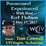 Paranormal Experienced with Host Kat Hobson_20170517_Tom Conwell