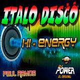 ITALO DISCO HI ENERGY