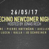 Axellent @ Techno Newcomer Night | Airport Würzburg - 26.05.2017
