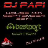 DJ Papi - September 2014 House Mix: Beatport Edition (Recorded Live on 9-11-14)